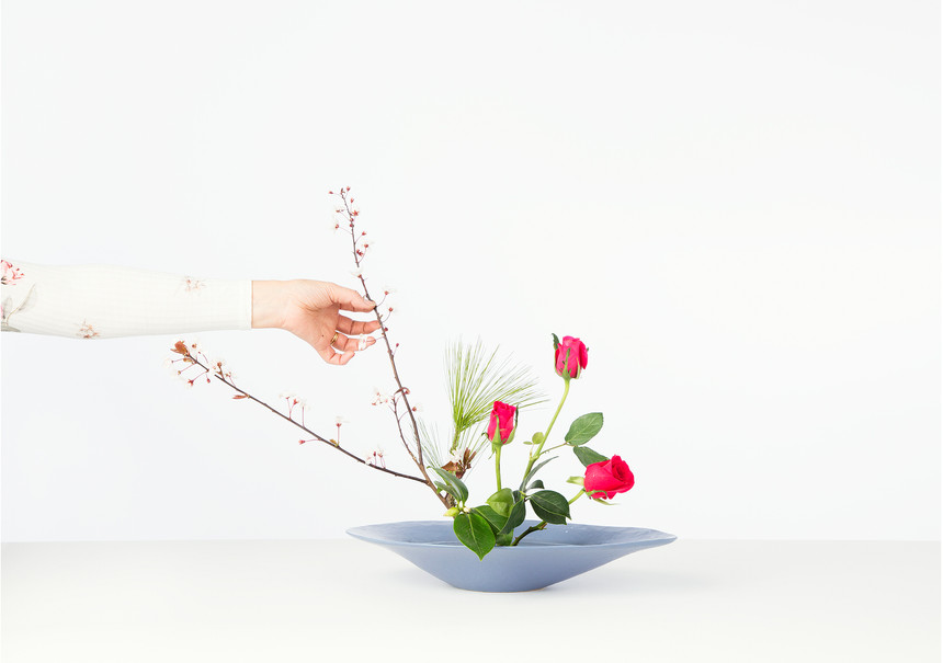 From the series The Way of Flowers, 4