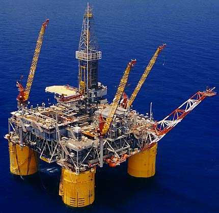 Offshore platform needs very large investment due to low ERoEI