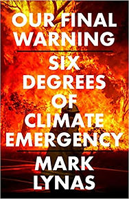 Book explains the consequence of global heating for each degree.