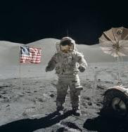 Apollo-1. Reality is that material progress in the last four decades has not been as good as it was a generation ago.