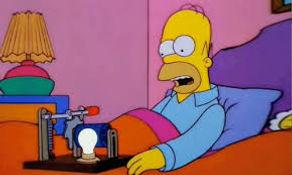 Thermodynamics Simpsons