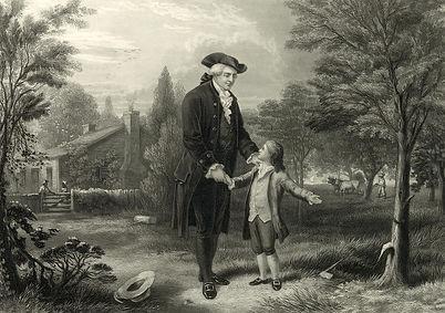 George Washington Cherry Tree
