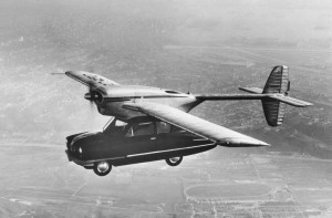 Flying Car. Reality is that material progress in the last four decades has not been as good as it was a generation ago.