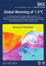 IPCC 1.5°C report for the Paris Agreement