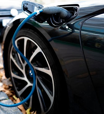 Electric automobile charging