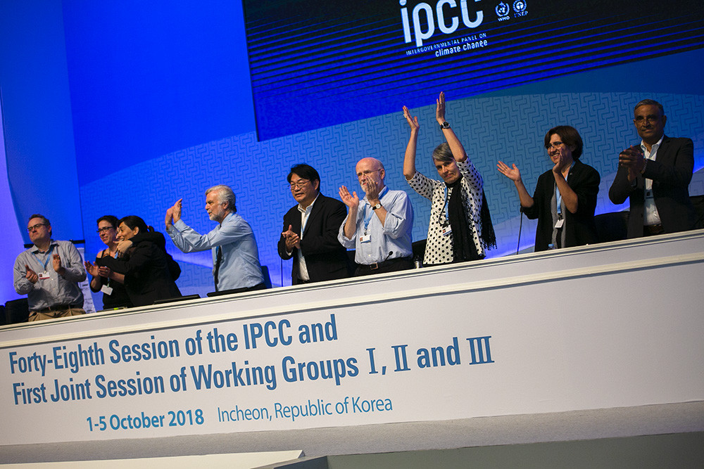 IPCC conference came up with the slogan Net Zero by 2050.