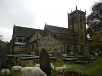 St-Winifred-Calverley-sheep