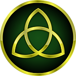 Trinity knot symbolizes the three themes of this site.
