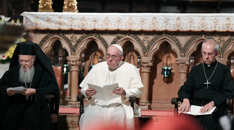 Patriarch Bartholomew, Pope Francis and Archbishop Welby published a Joint Statement for the Protection of Creation. They call on people of faith and all organizations to commit to addressing climate change in a responsible and just manner.