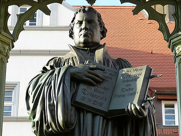 Martin Luther reformation climate change