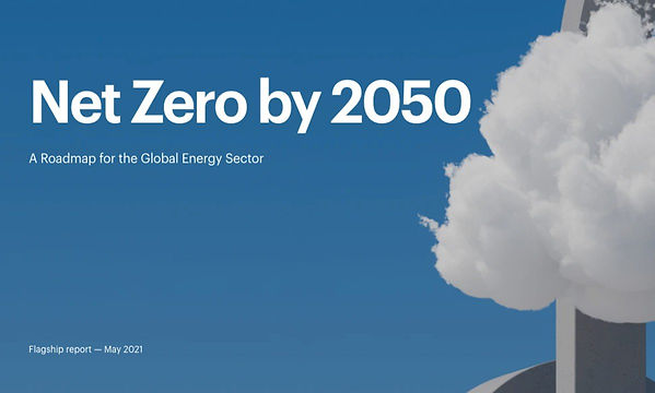 International Energy Agency (IEA) Net Zero