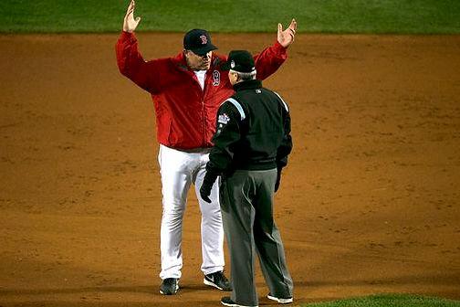 Baseball-Umpire