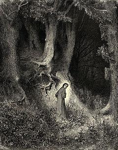Dante's Forest Dark