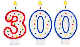 300-Year-Birthday