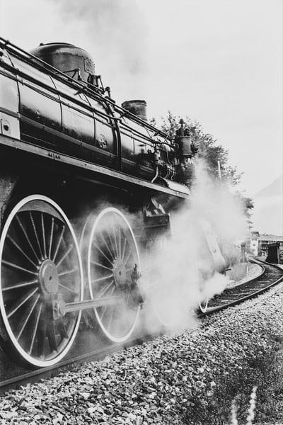 Steam engine replaced by diesel