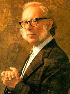 Isaac Asimov and Gaia