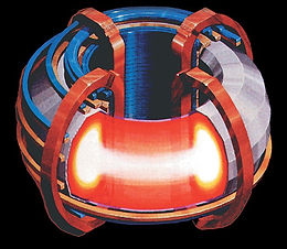 Nuclear fusion alternative energy for fossil fuels