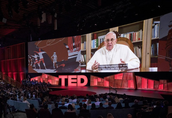 Church leadership for climate change. Pope Francis is an example.