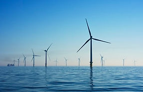 Wind power for alternative energy