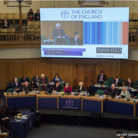 Church of England: Carbon Neutral by 2030