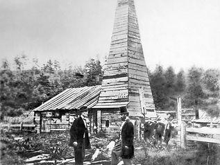 Drake Oil Well 1859