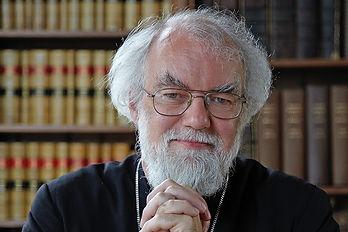 Rowan Williams — Archbishop of Canterbury. Theology of Climate Change.
