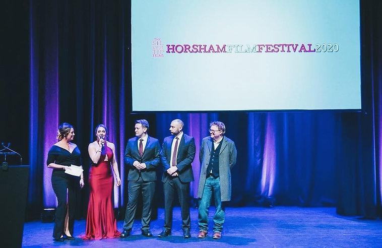 Emily Beach Horsham Film Festical