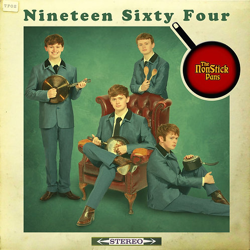 The NonStick Pans - Nineteen Sixty Four (CD)