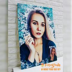 Портрет Дрим арт на холсте