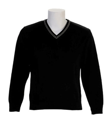 HCGM-1003 Regular Uniform Navy blue V-neck sweater
