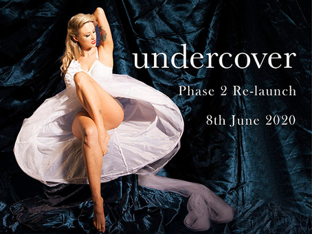 'undercover' re-launch special deals!!x