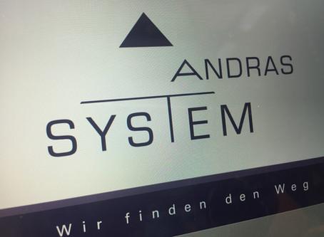 Neues Design für Andras System