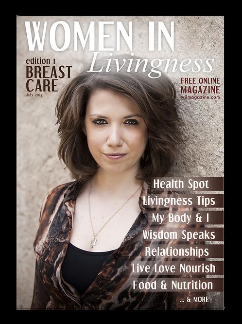 edition#1 BREAST CARE
