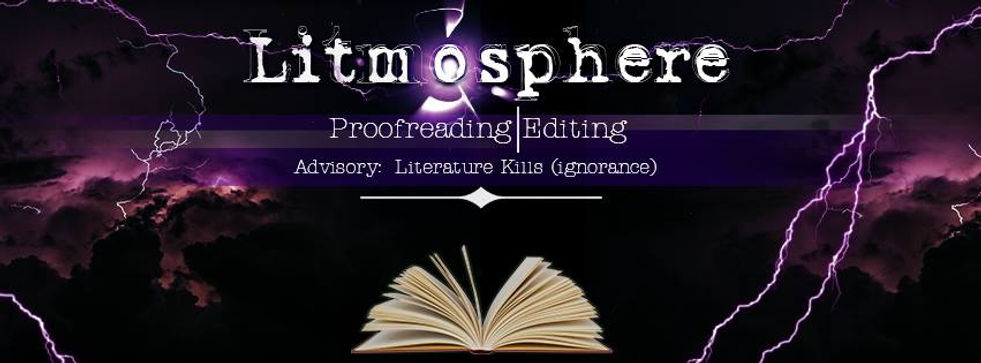 Litmsphere Editing Cover photo