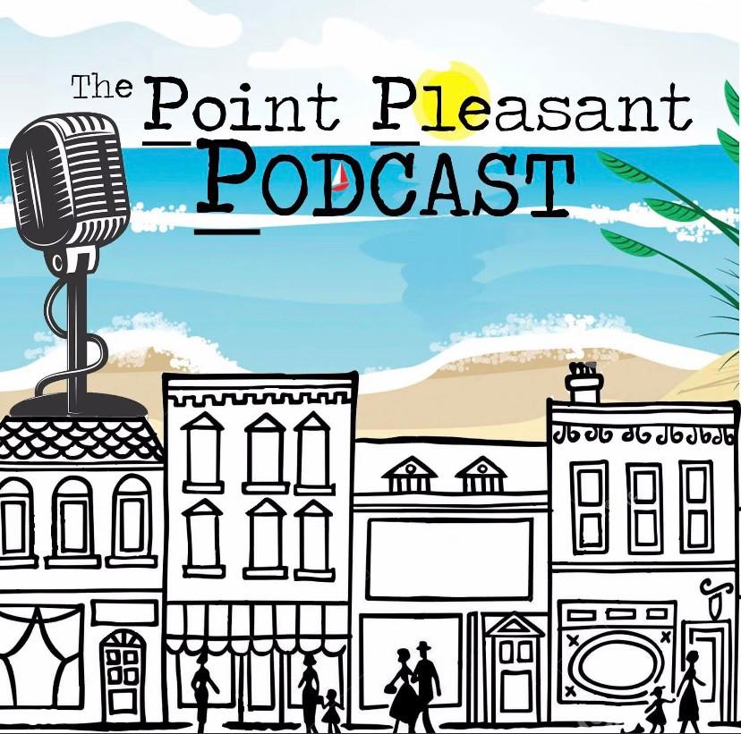 Point Plesant Podcast Logo