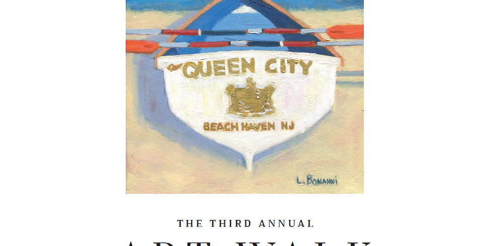 Beach Haven Art Walk