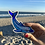 Thumbnail: Happy Holographic Dolphin Sticker