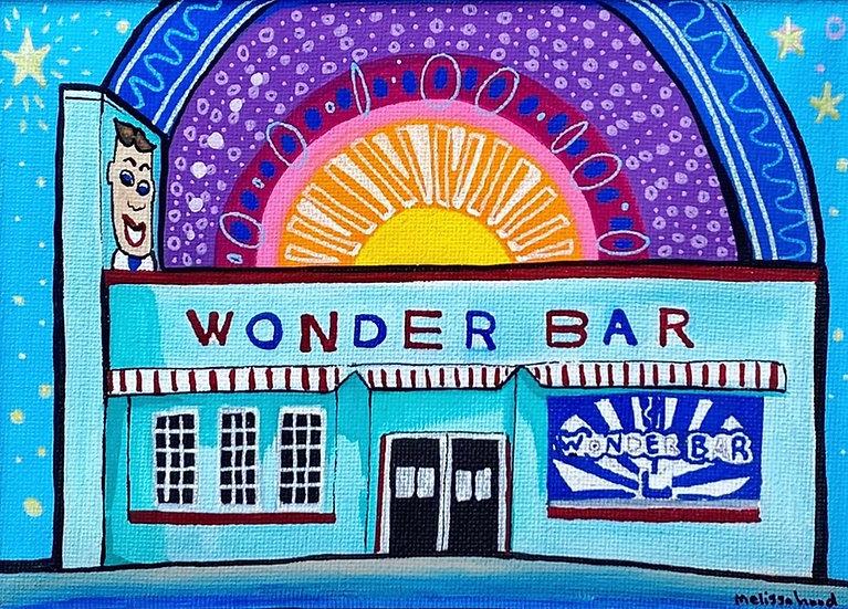 """Wonder Bar 5""""x7"""" Print"""