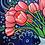 Thumbnail: Original Tulip Painting