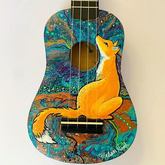 Fox Ukulele