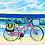 Thumbnail: Pink Beach Cruiser Art