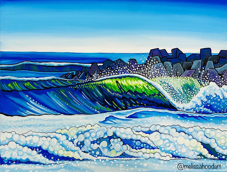 Manasquan Inlet Wave