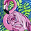 Thumbnail: Fabulous Flamingo Print