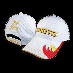 omoto cap (white)