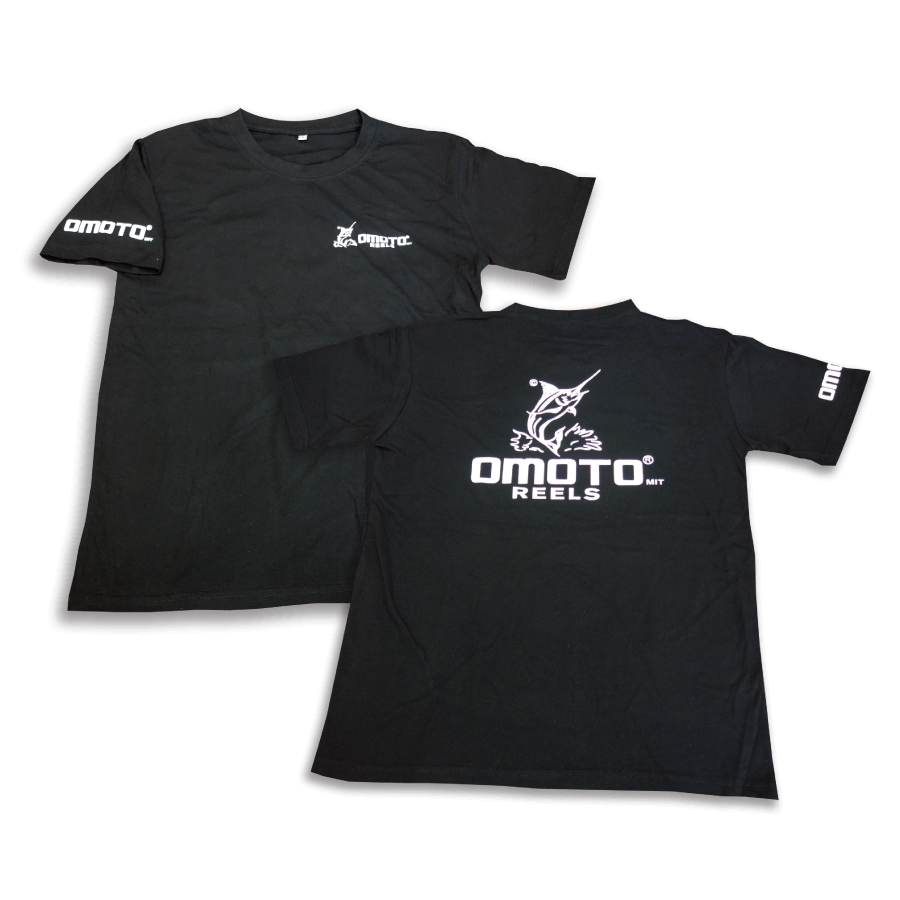 omoto shirt (black)
