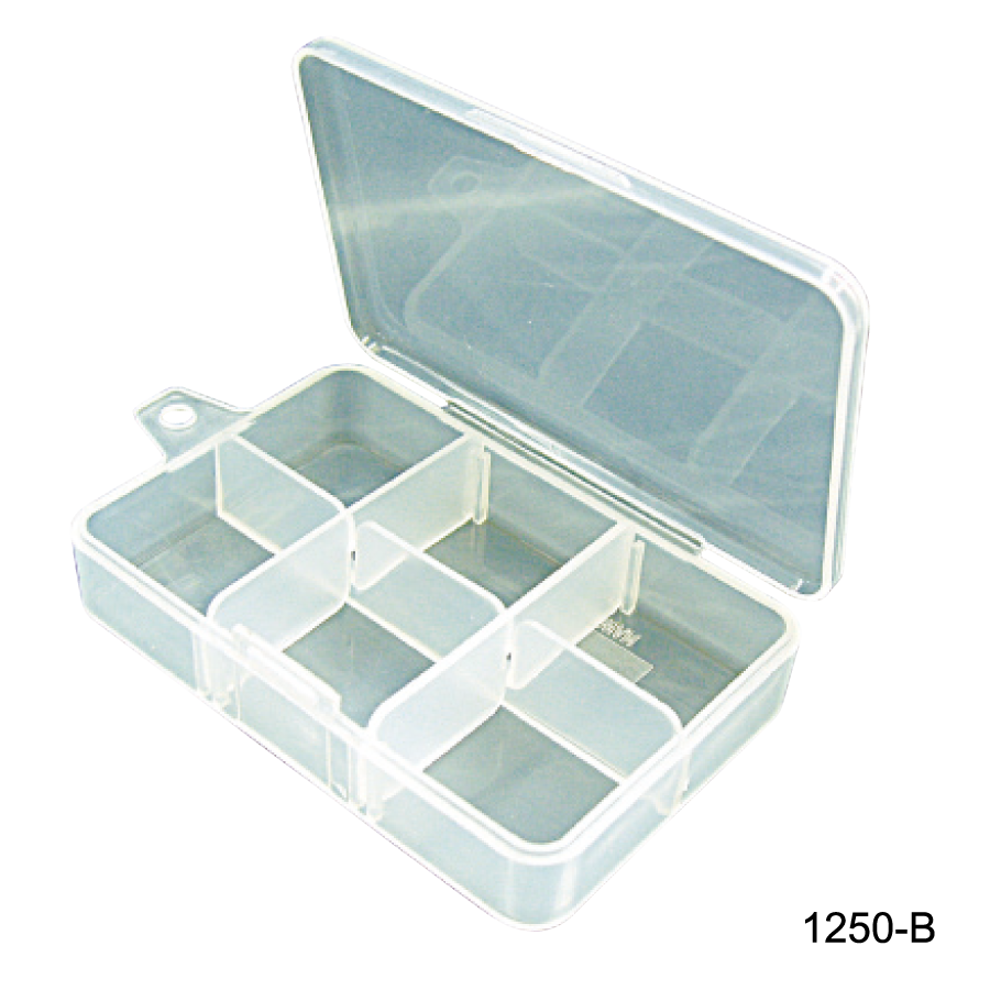 Plastic Fly Boxes