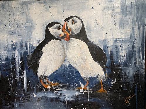 ANY Animal Painting Acrylic