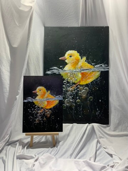 Duckling Acrylic