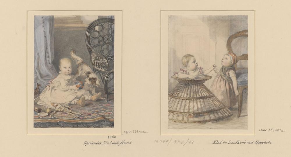 Drawings of Julius Scholtz