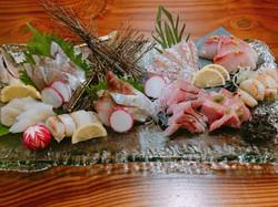 Special order Sashimi